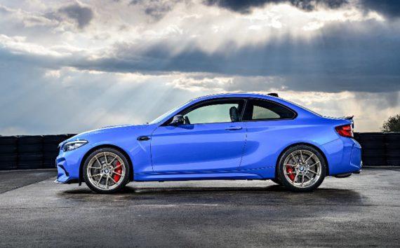 2020 BMW M2-C2