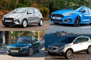 rental cars in the UK