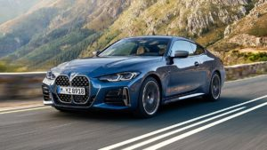 BMW 430i Coupe 2021